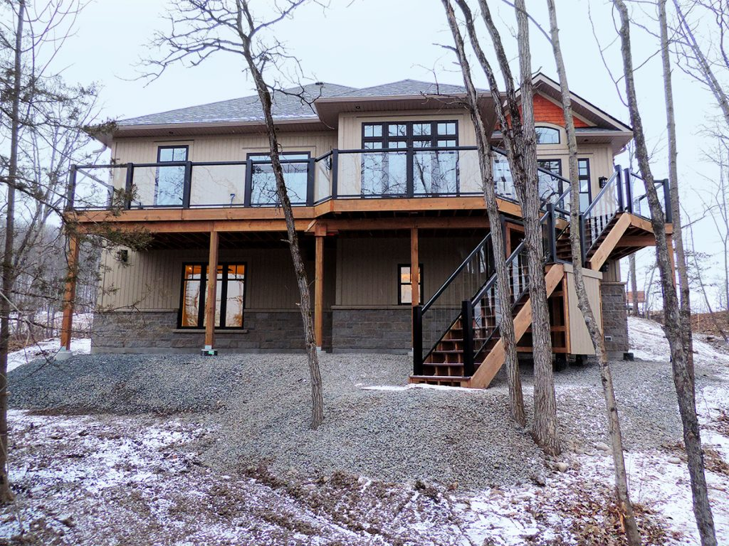 New Homes Kawarthas, Haven on the Trent, New Homes Campbellford